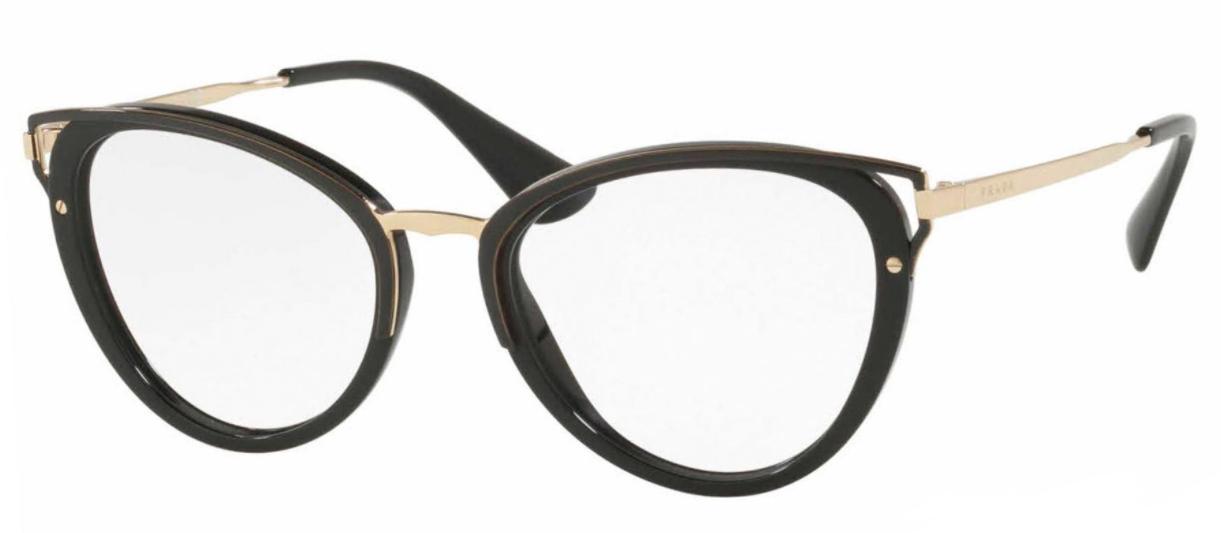 Óculos de Grau Prada Catwalk  PR53UV - 1AB1O1/52