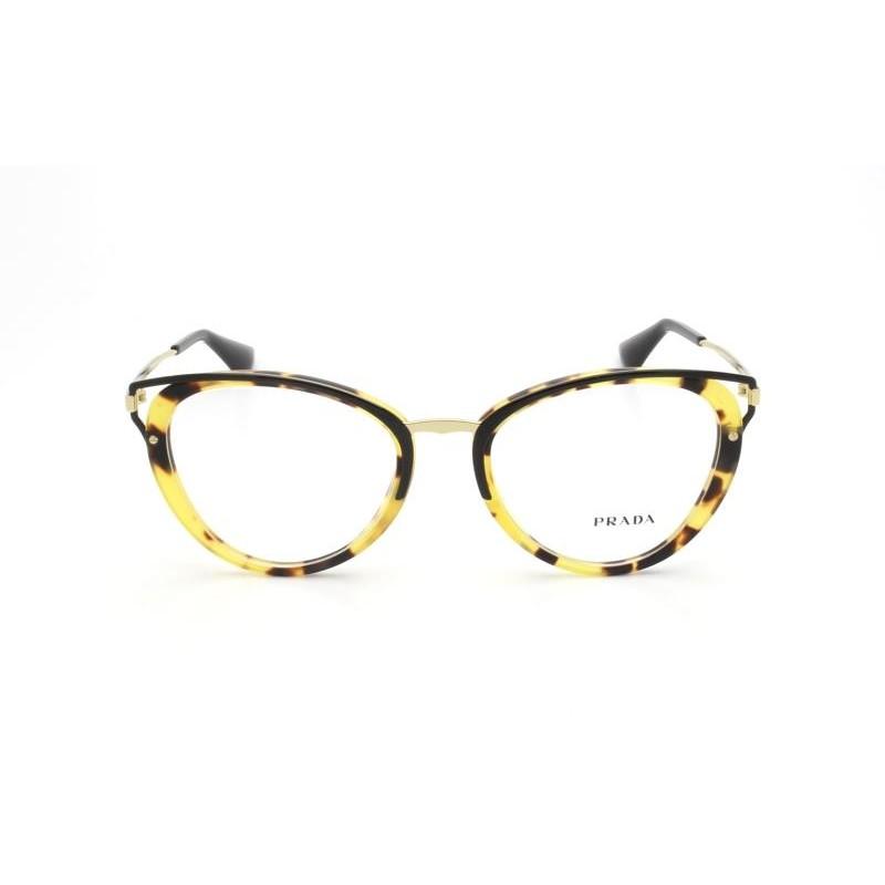 Óculos de Grau Prada Catwalk Tartaruga PR 53UV - 7S0/1O1/52