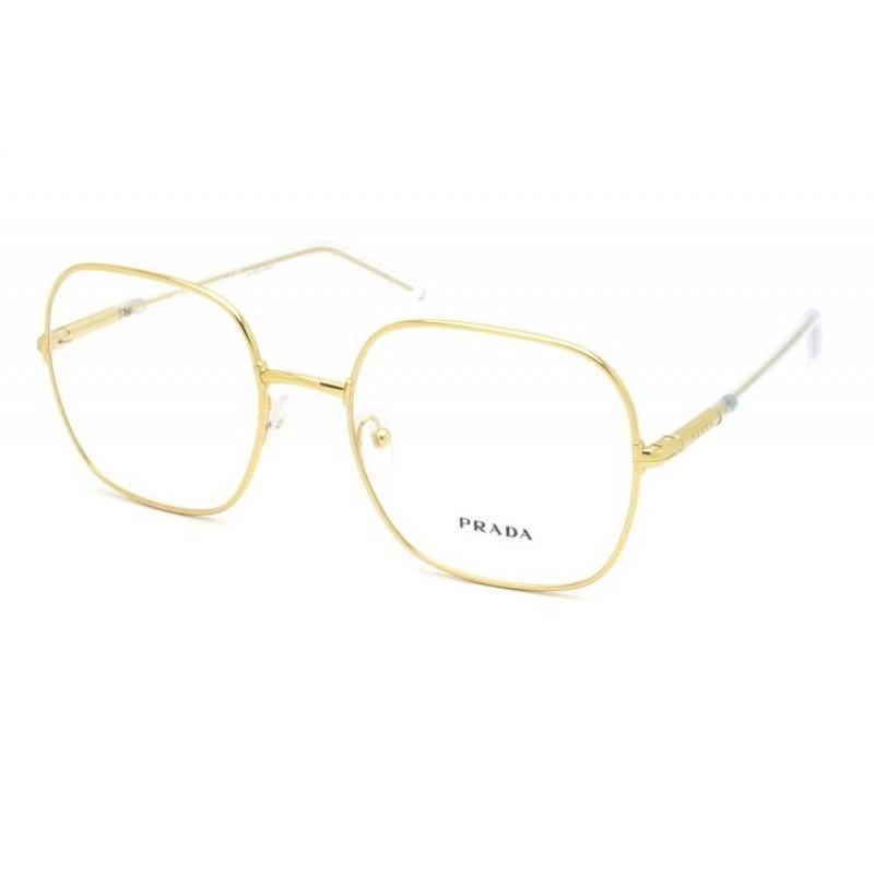 Óculos de Grau Prada Dourado PS 56WV - 5AK/1O1/54