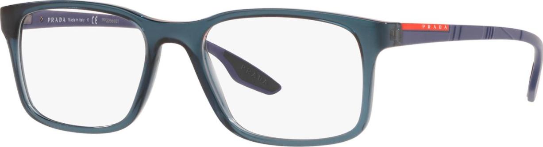 Óculos de Grau Prada Linea Rossa Azul PS 01LV - CZH1O1/54