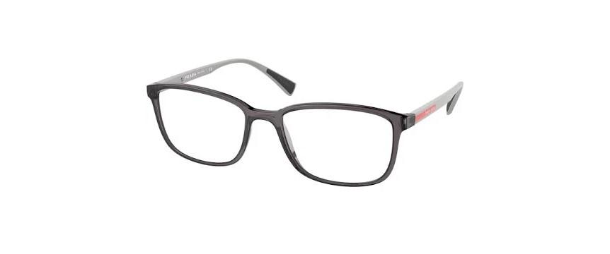 Óculos De Grau Prada Linea Rossa Lifestyle 04IV Grey