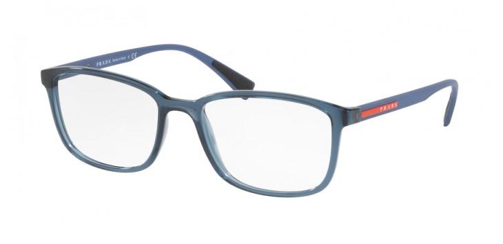 Óculos de Grau Prada Linea Rossa PS04IV - CZH1O1/55