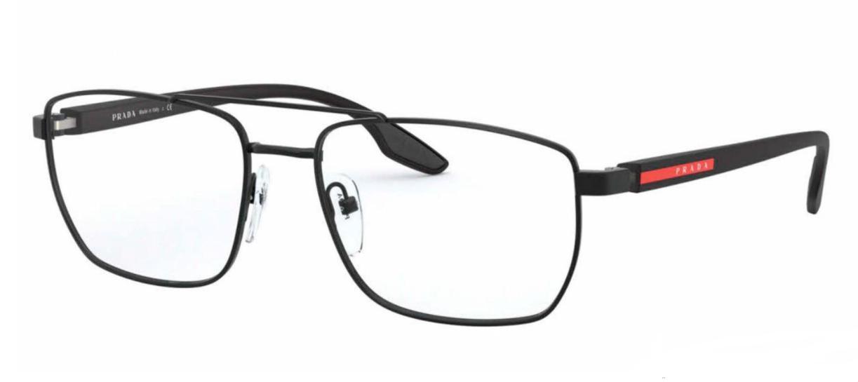 Óculos de Grau Prada Linea Rossa PS53MV - 1BO1O1/55