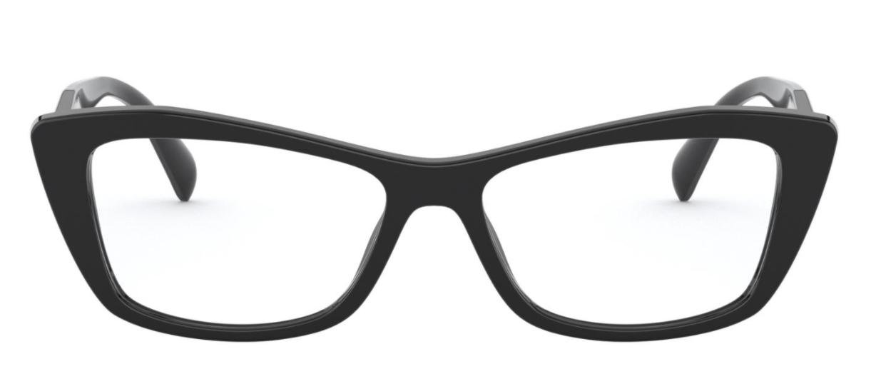 Óculos de Grau Prada PR 15XV - 1AB1O1/53