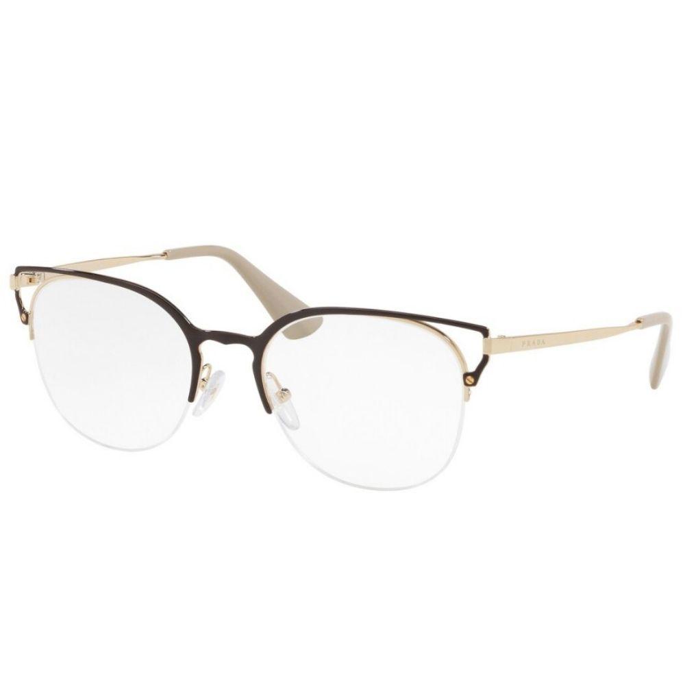 Óculos De Grau Prada VPR64U 98R-101 Catwalk