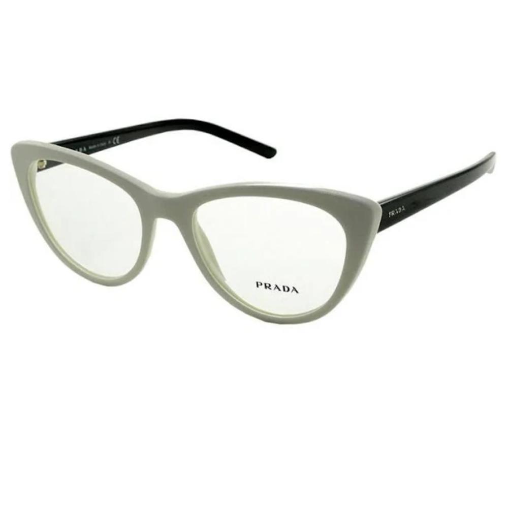 Óculos De Grau Prada VPR 05X 7S3-101 Millennials