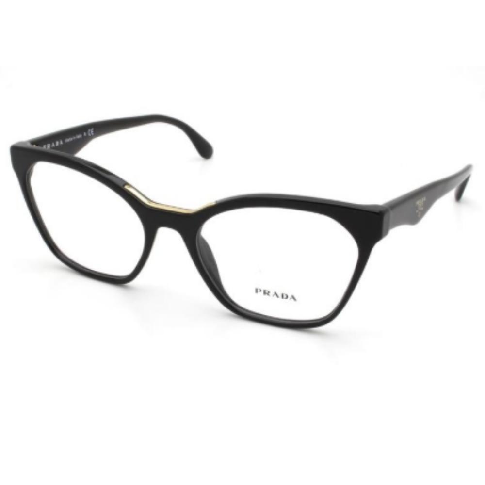 Óculos De Grau Prada VPR 09U 1AB-101/54 Heritage