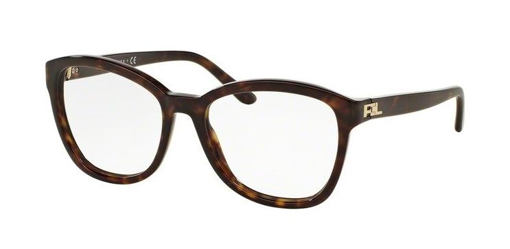 Óculos de Grau Ralph Lauren Havana RL6142 - 5003/53