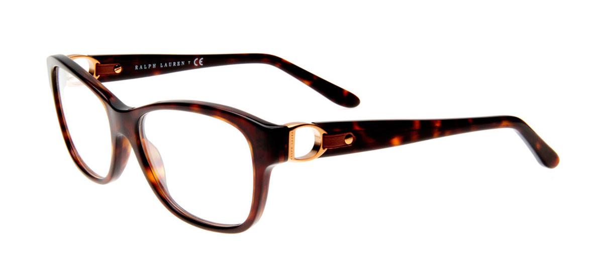 Óculos de Grau Ralph Lauren Tartaruga RL6113/Q - 5003/54