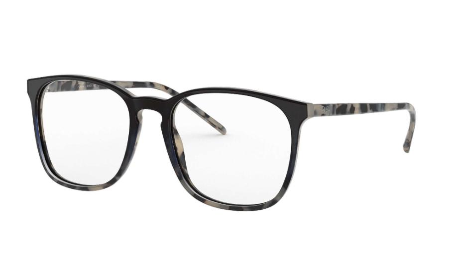 Óculos de Grau Ray-Ban Azul Degradê RB5387 - 5872/54