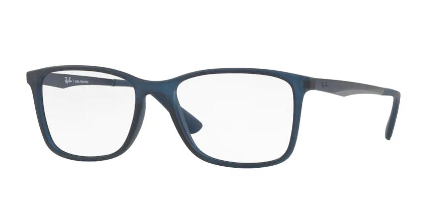 Óculos de Grau Ray-Ban Cinza/Azul RB7133L - 5679/55
