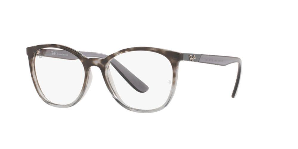 Óculos de Grau Ray-Ban Cinza Havana RB7161L - 5980/52