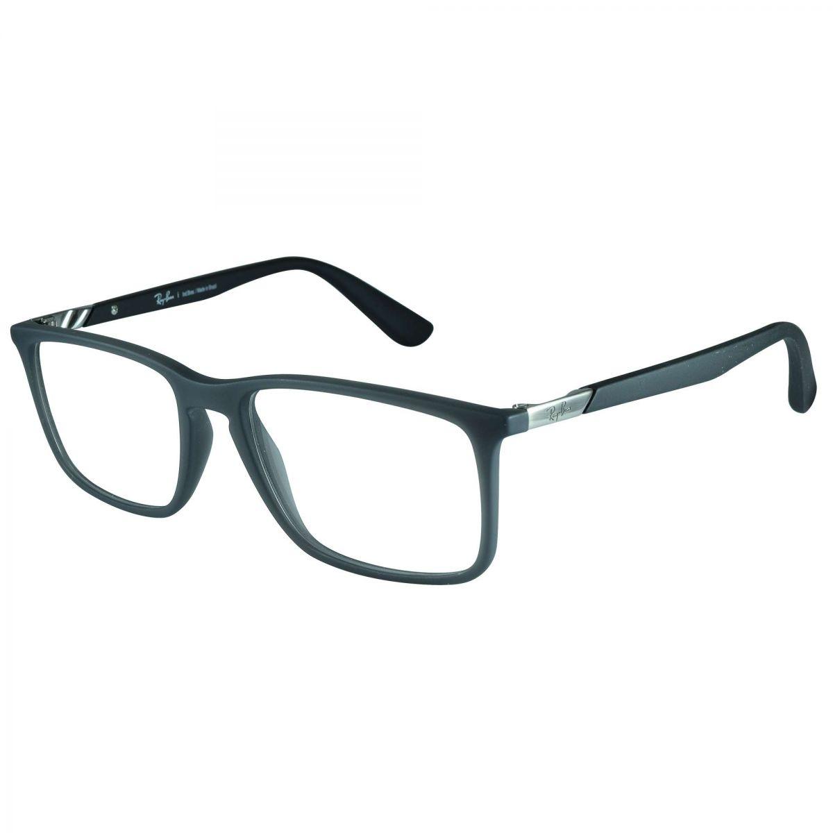 Óculos de Grau Ray-Ban Cinza RB7158L - 5860/56