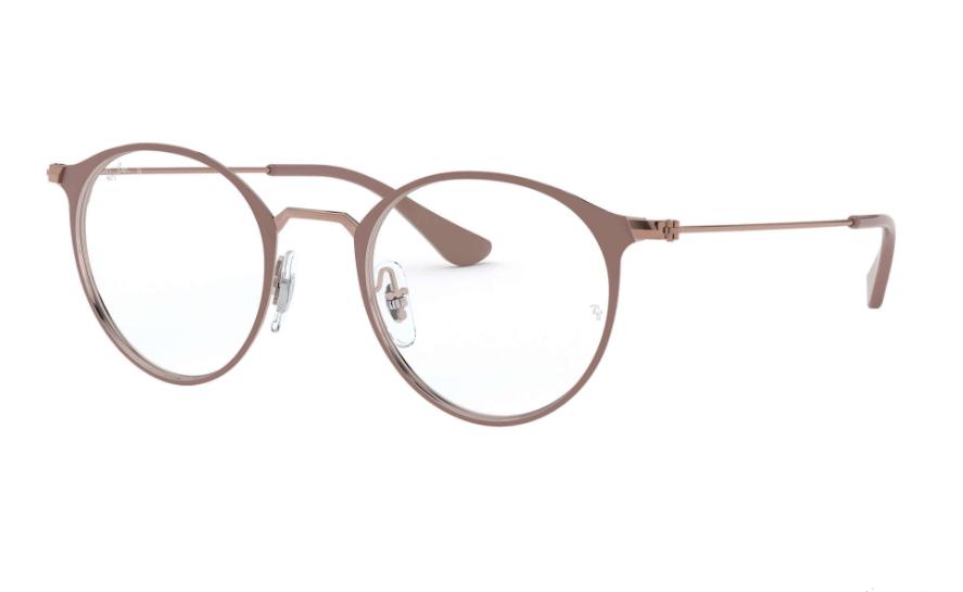 Óculos de Grau Ray-Ban Cobre RB6378 - 2973/49