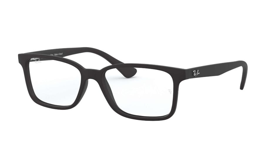 Óculos de Grau Ray-Ban Infantil Preto RB1572L - 3649/49