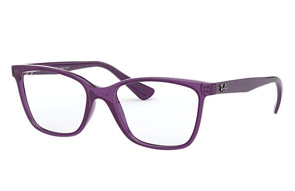 Óculos de Grau Ray-Ban Infantil Violeta RB1574L - 3795/49