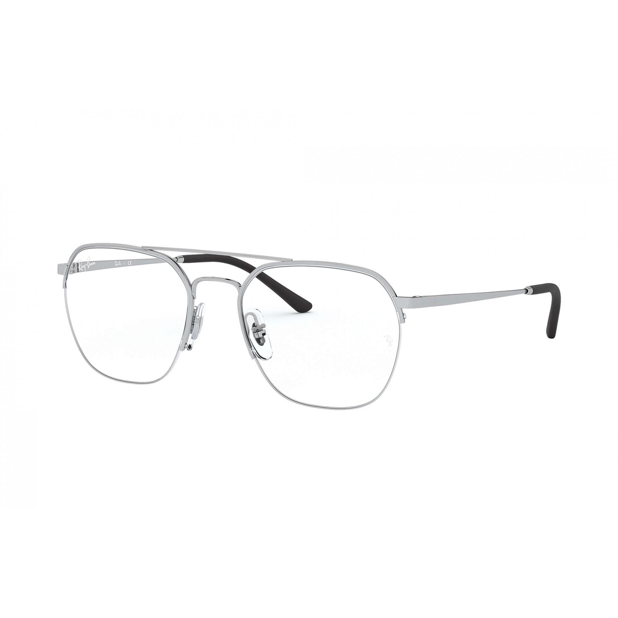 Óculos de Grau Ray-Ban Prata RB6444 - 2501/53