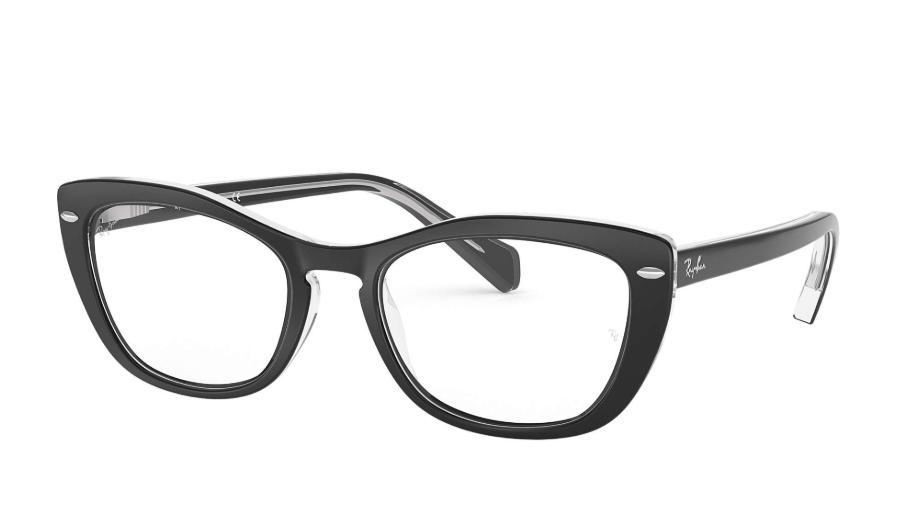 Óculos de Grau Ray-Ban Preto RB5366 - 2034/54