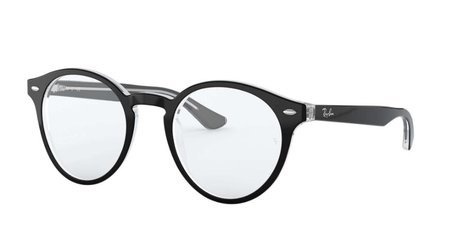 Óculos de Grau Ray-Ban Preto RB5376 - 2034/49