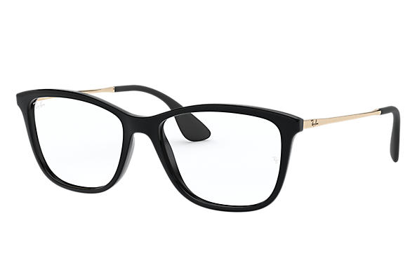Óculos de Grau Ray-Ban Preto RB7135L - 5930/54