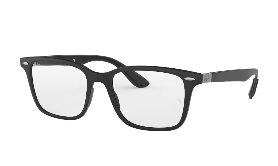 Óculos de Grau Ray-Ban Preto RB7144 - 5204/53