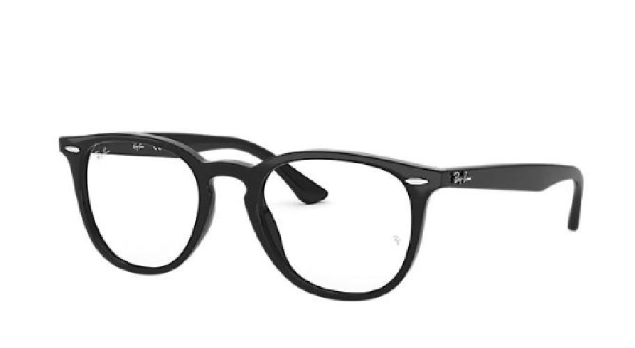 Óculos de Grau Ray-Ban Preto RB7159 - 2000/52