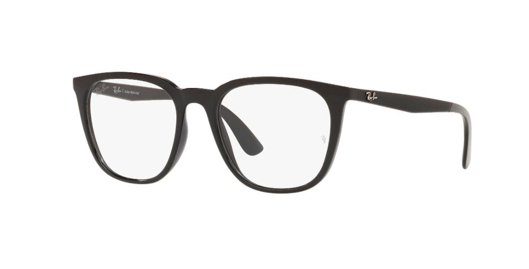 Óculos de Grau Ray-Ban Preto RB7184L- 5196/52