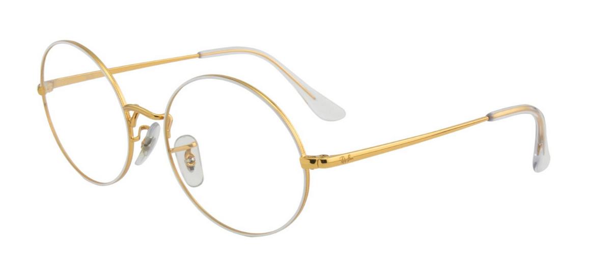 Óculos De Grau Ray-Ban Oval RB1970V 3104/54