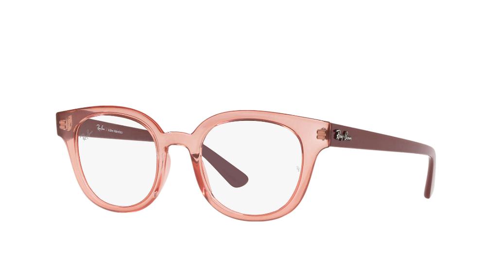 Óculos de Grau Ray-Ban Rosa/Vermelho RB4324VL - 5942/50