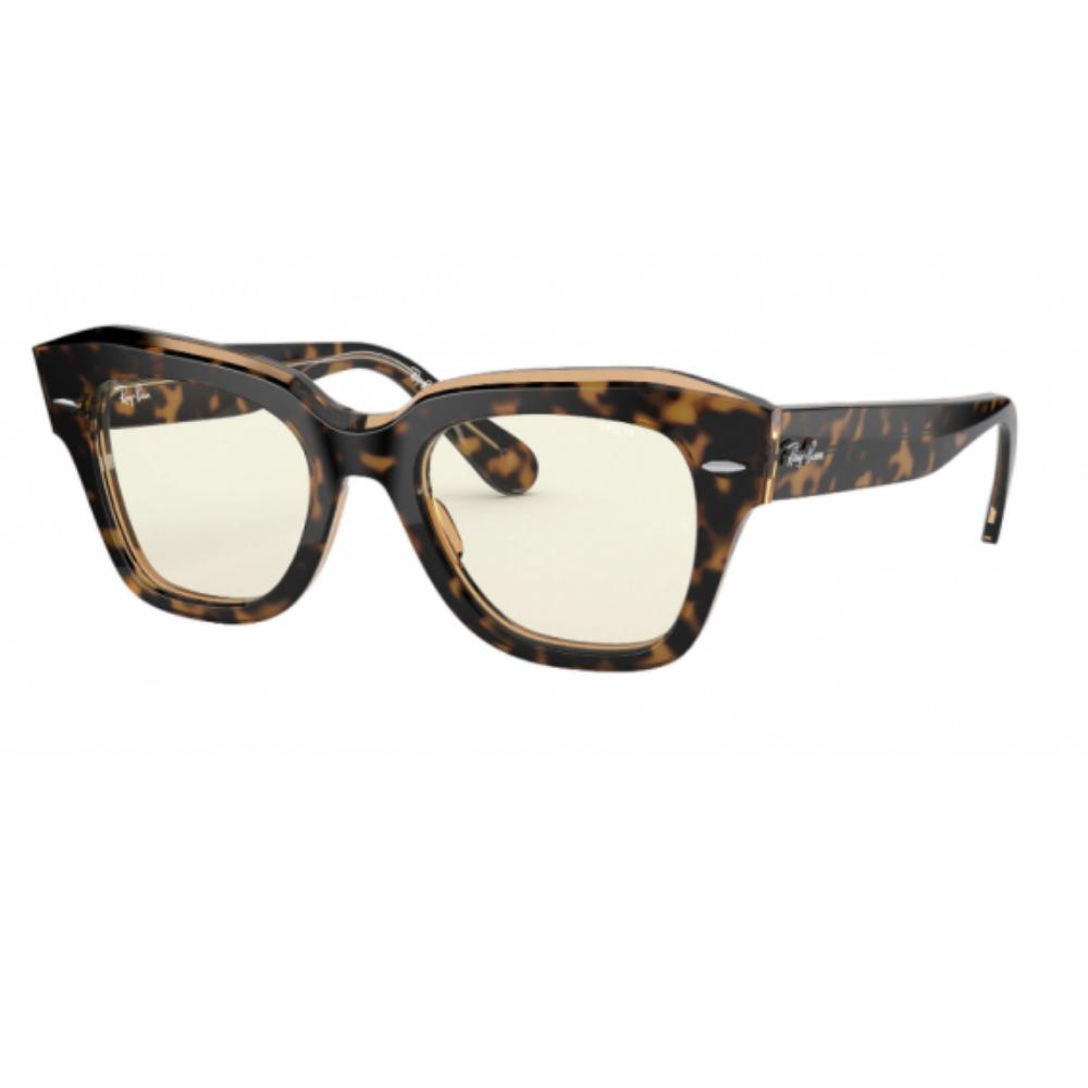 Óculos De Grau Ray-Ban State Street RB5486 5989/48