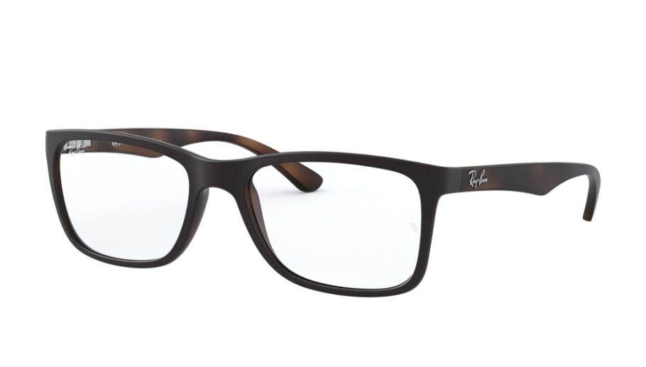 Óculos de Grau Ray-Ban Tartaruga RB7027L - 5924/56