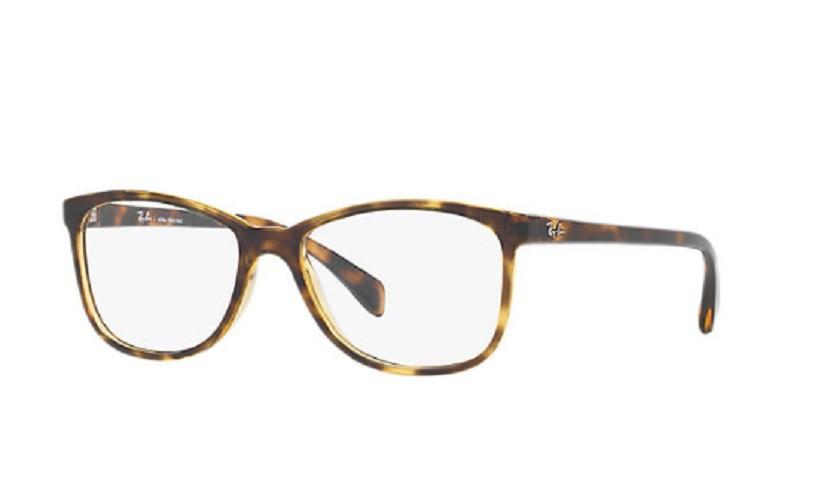 Óculos de Grau Ray-Ban Tartaruga RB7121L - 2301/53