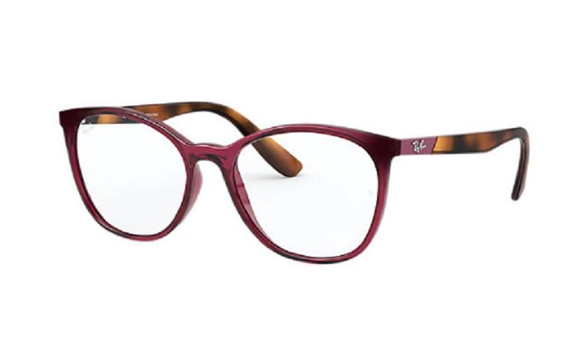 Óculos de Grau Ray-Ban Tartaruga RB7161L - 5891/52