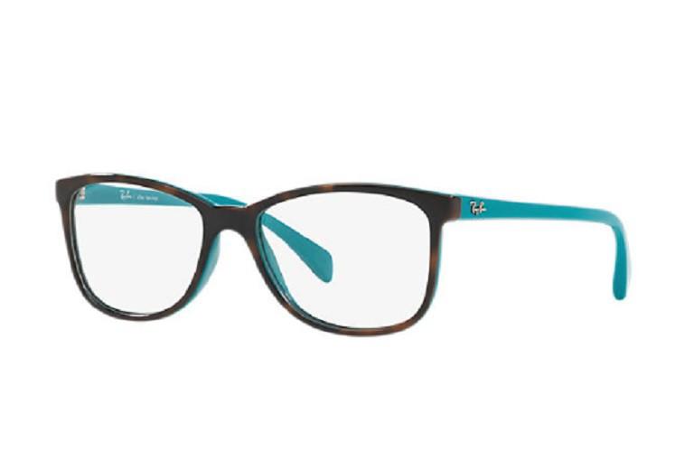 Óculos de Grau Ray-Ban Turquesa RB7121L - 5825/53