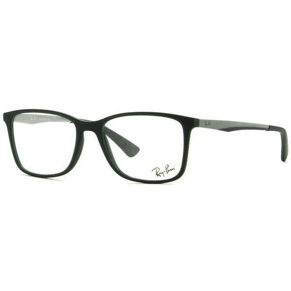Óculos de Grau Ray-Ban Verde Escuro RB7133L - 5483/55
