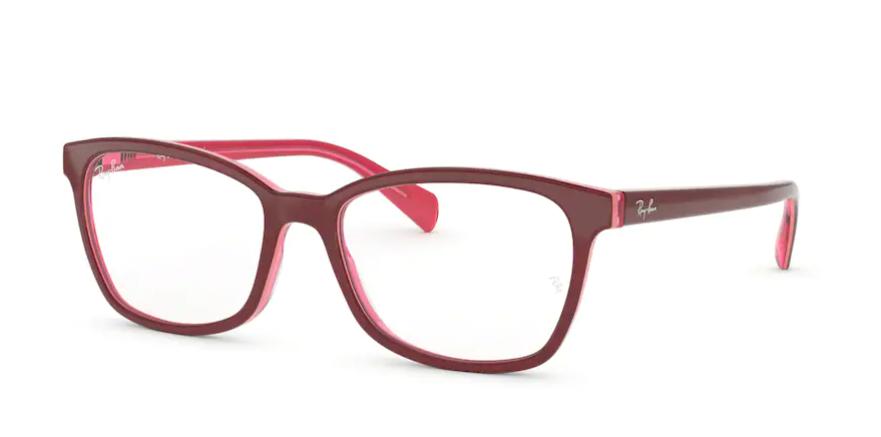 Óculos de Grau Ray-Ban Vermelho RB5362 - 5777/54