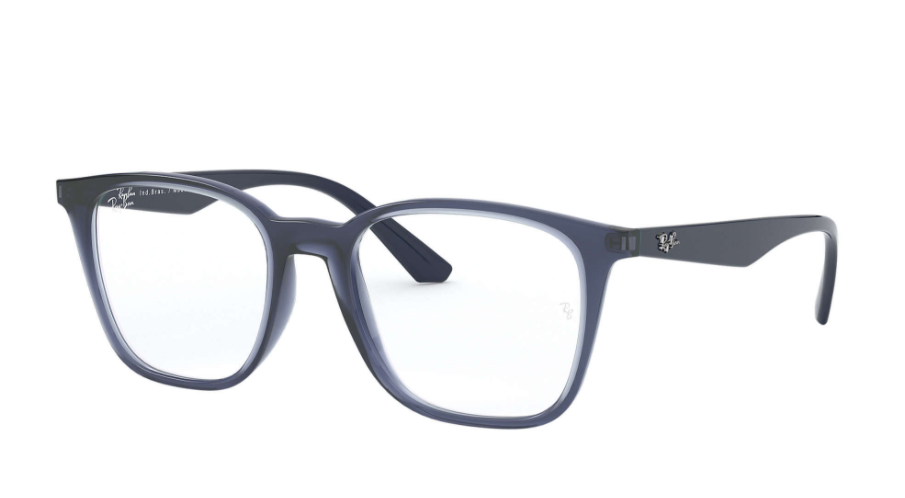 Óculos de Grau Ray-Ban Violeta RB7177L - 5995/51