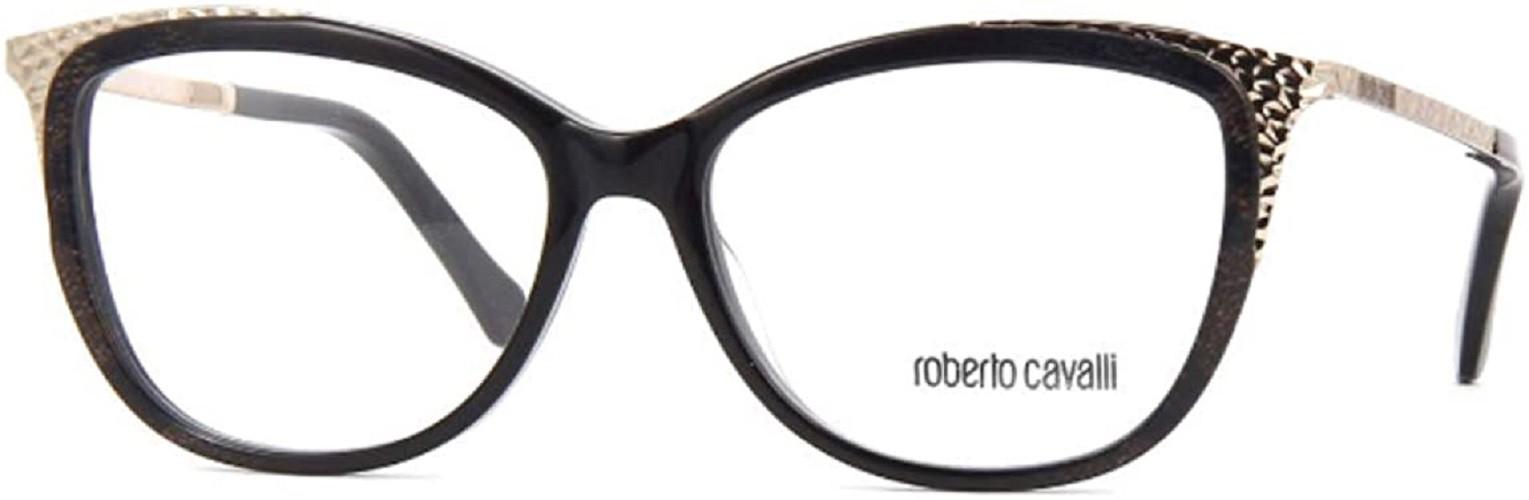 Óculos de Grau Roberto Cavalli Camporgiano Preto 5031 - 005/54