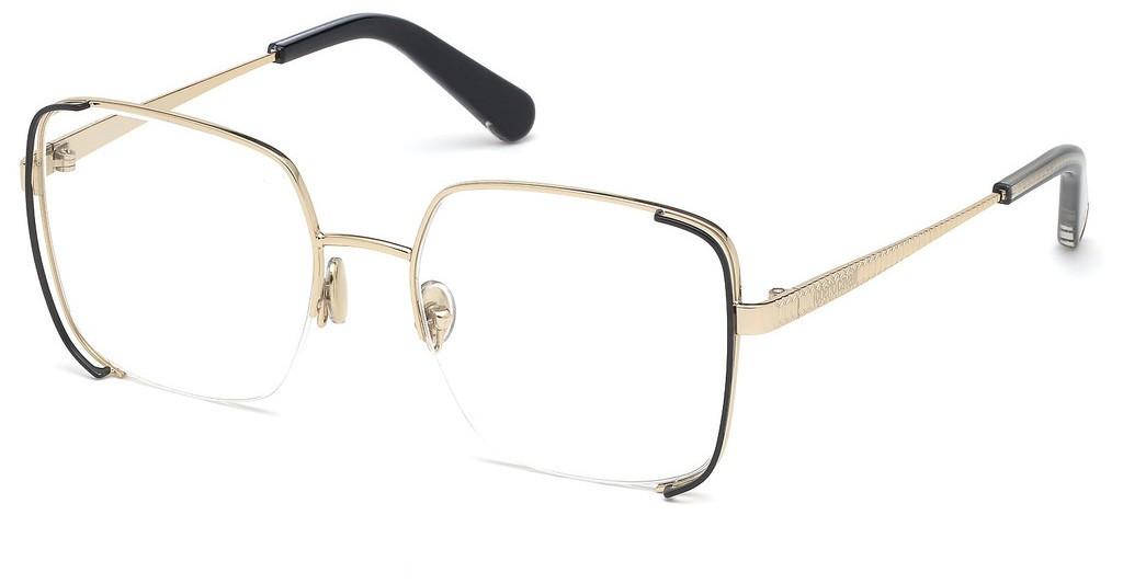 Óculos de Grau Roberto Cavalli Preto RC5085 - 032/53
