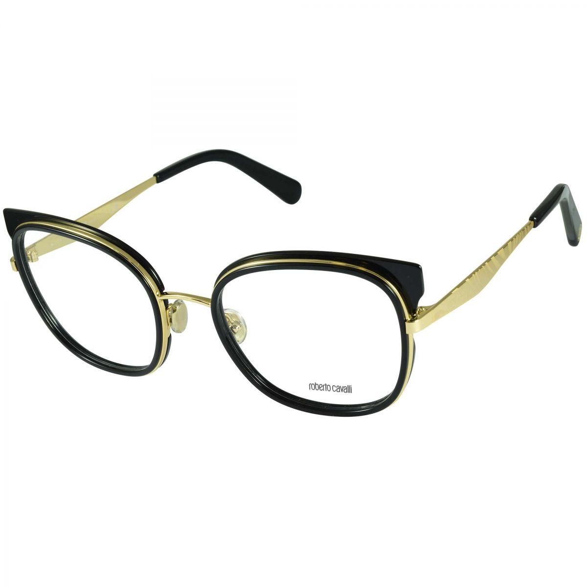 Óculos de Grau Roberto Cavalli Preto RC5093 - 001/53