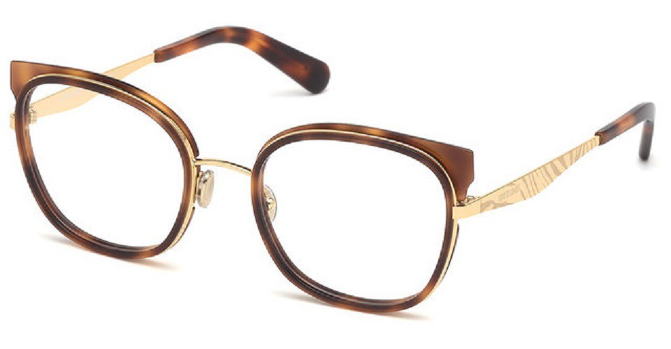 Óculos de Grau Roberto Cavalli Tartaruga RC5093- 052/53