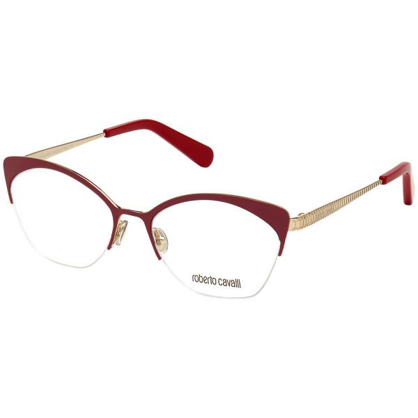 Óculos de Grau Roberto Cavalli Vermelho RC5111 - 028/53