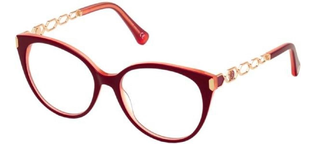 Óculos de Grau Roberto Cavalli Vermelho RC5112 - 071/53