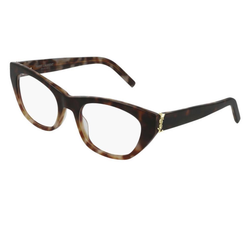 Óculos De Grau Saint Laurent SLM80 003/52