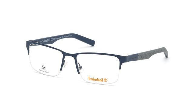 Óculos de Grau Timberland Azul/Cinza TB1664 - 091/60