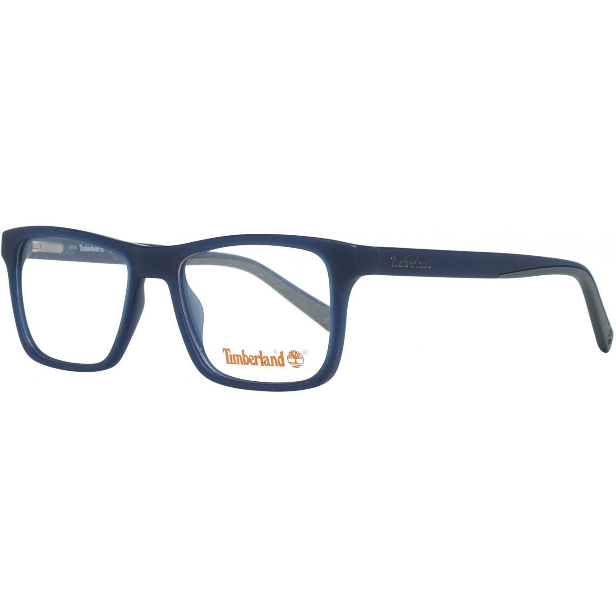Óculos de Grau Timberland Azul Escuro TB1596 - 091/57