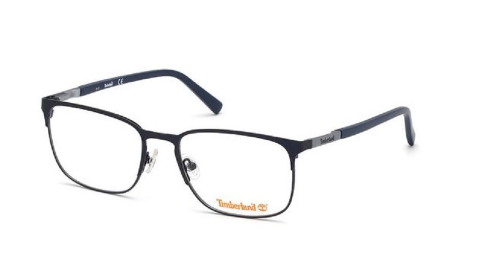 Óculos de Grau Timberland Azul Escuro TB1620 - 091/58