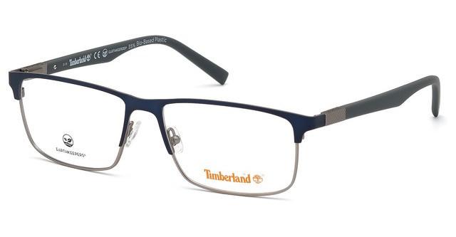 Óculos de Grau Timberland Azul Fosco TB1651 - 091/58