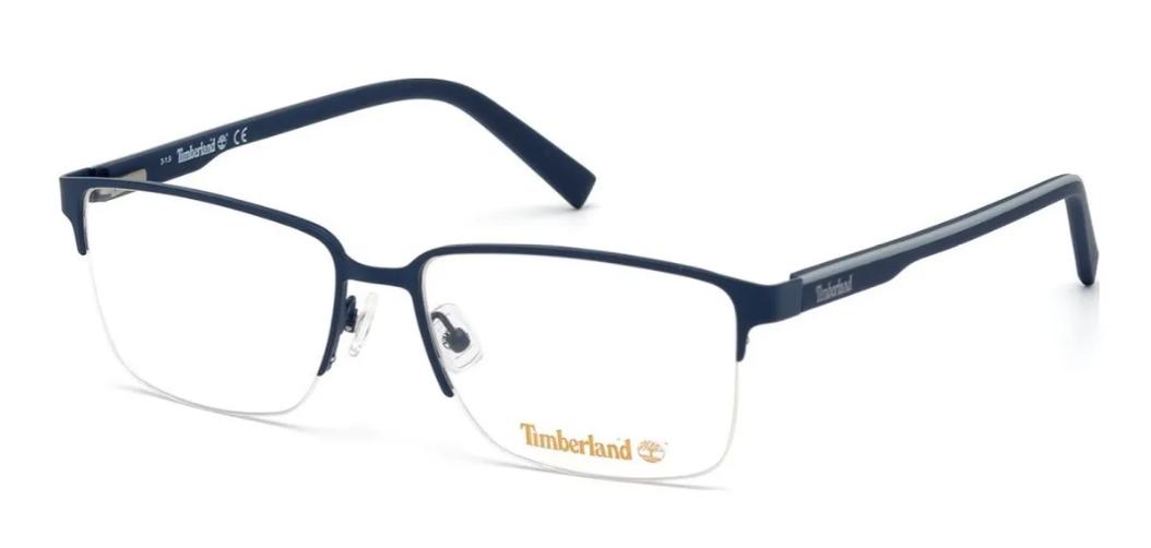 Óculos de Grau Timberland Azul TB1653 - 091/58