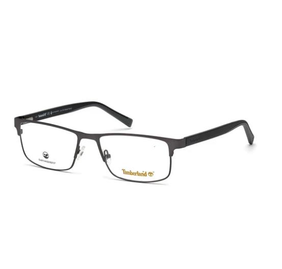 Óculos de Grau Timberland Grafite Fosco TB1594 - 009/58